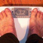 Übergewicht belastet die Gelenke